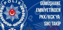 Gümüşhane Emniyet Müdürlüğü Koordine Etti, Sivas'ta Yakalandılar